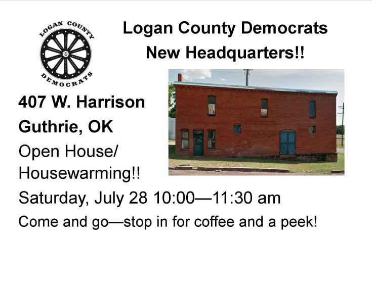 LC Dems HQ invite